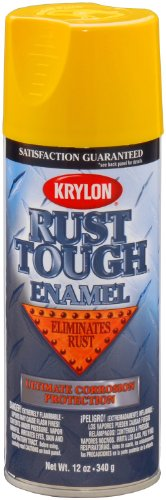 Krylon RTA9211 Krylon Rust Tough Rust Preventive Enamels