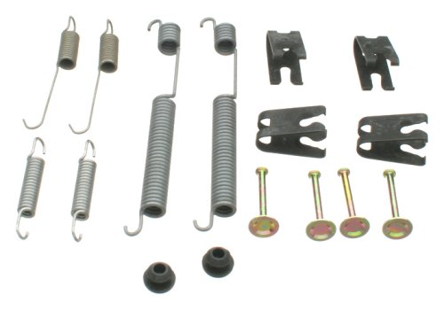 OES Genuine Brake Shoe Spring Kit for select Nissan Altima models