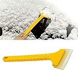 HEART SPEAKER Portable Plastic Auto Car Vehicle Snow Shovel Ice Scraper Removal Clean Tool
