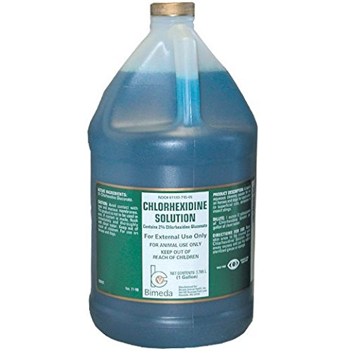 Chlorhexidine Solution gallon
