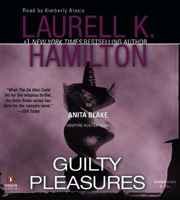 Guilty Pleasures (Anita Blake, Vampire Hunter)