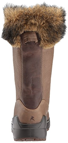 Pictures of ECCO Women's Noyce Tall Snow Boot 834603 Birch/Coffee 8
