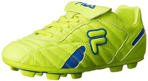 Fila Männer Forza III RB Fußballschuh Sicherheitsgelb / Prince Blue