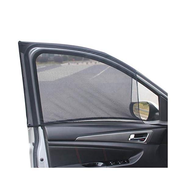 Amaoma 2 Pezzi Tendine Parasole Auto Bambini Tendina Parasole Auto per Finestrino Universali Blocca Raggi UV Anti… 2 spesavip