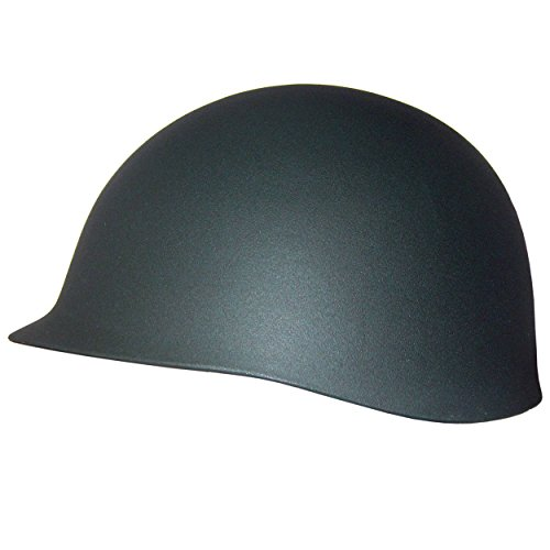 [Jacobson Hat Company Men's Army Helmet, Green, Adult] (Military Hat Costumes)