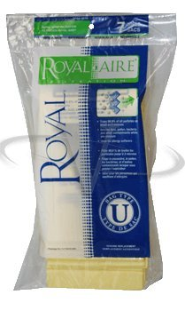 (Royal Paper Bag Type U Micro Filter 7 Pack RY9750)