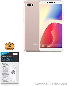 ClearTouch Anti-Glare 2-Pack Anti-Fingerprint Matte Film Skin for Gionee F205 Pro Gionee F205 Pro Screen Protector BoxWave/®