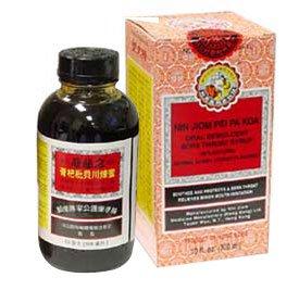 Nin Jiom Pei Pa Koa Oral adoucissant sirop Sore Throat 10 0z - 300 ml Taille de la famille Bouteille