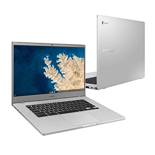Samsung Chromebook 4+ 15.6″ Inch Full-HD Display Laptop 64GB (Intel Celeron N4000, 4GB RAM, 64