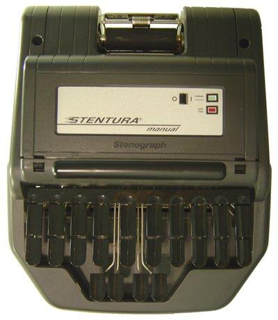 Stenograph® Stentura® 200 SRT w/accessories & 1 year warranty (re-conditioned) (Stenograph Accessories)