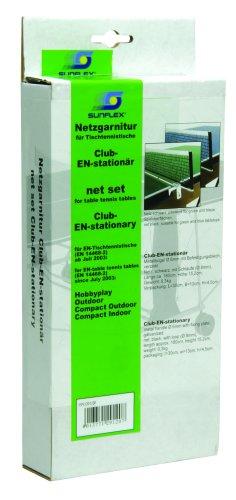 sunflex 199.091/SF  Tischtennis-Netzgarnitur CLUB