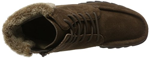 Sioux Grash.-d172-32-wf, Mocassini Da Donna, Marrone (tappeto Erboso), 42 Eu (8 Uk)