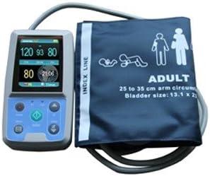 BLYL - Soporte para Monitor de presión Arterial, ABPM50 24 Horas de Registro de Datos, conexión USB a PC Windows, análisis de Software