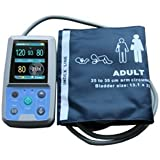 24hour Ambulatory Blood Pressure Monitor Holter 2pcs Abpm50 with cuff(CM1203)+7 Pcs Cuffs for Adlut/child/infant