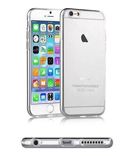 Deet® iPhone 6Coque en gel ultra fine. Couverture transparente pour téléphone mobile Apple iphone 6