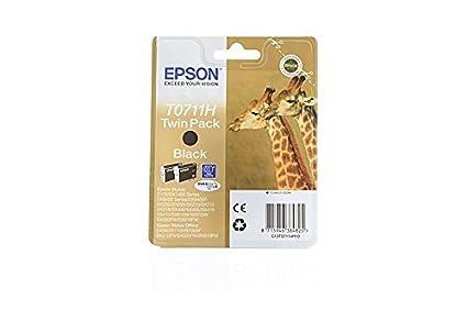 De Tinta original para EPSON STYLUS DX 8450 Epson bt0711h ...