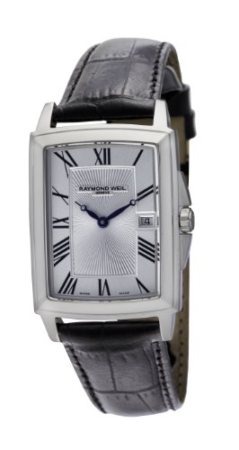 Raymond Weil Women's 5396-STC-00650 Tradition Silver Rectangular Dial Watch
