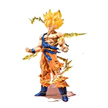 "Super Saiyan Son Goku ""Dragon Ball Z"" S.H. Figuarts Action Figure"
