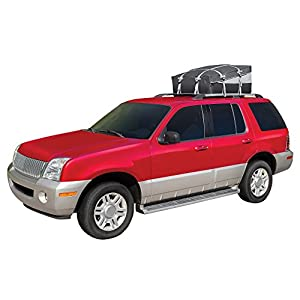 REESE Explore 1391800 Expandable Rainproof Car-Top Carrier (12 - 16 Cubic Feet)