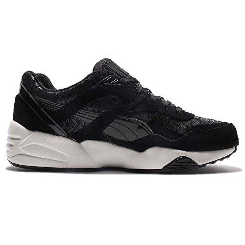 Womens Puma Sneakers in Schwarz R698 A8zH8nO