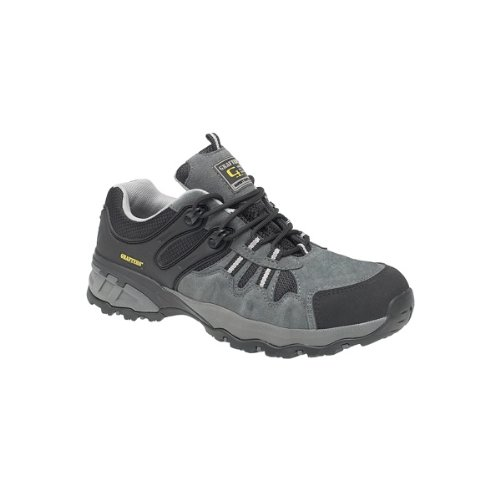 Grafters M894A Mens Safety Trainers Black Black official online PWgh0p1nx