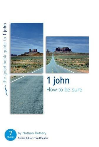 1 John: How To Be Sure pdf epub