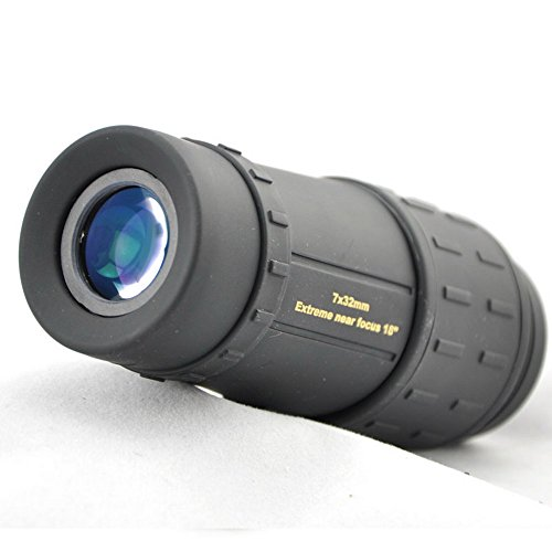 Visionking Monoculars 7x32 Monocular Telescope for Travelling and Viewing Watching Bird etc