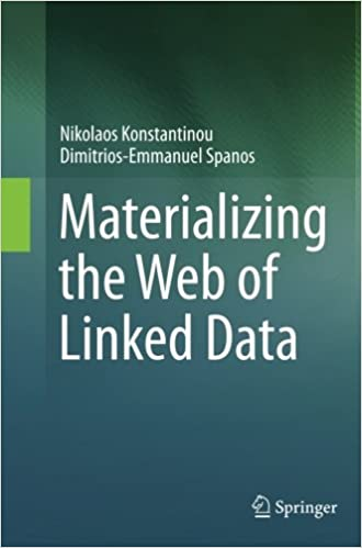Book Materializing the Web of Linked Data