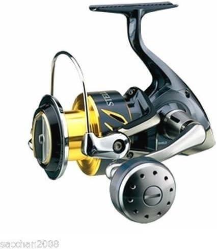 Shimano STELLA SW 6000 HG Spinning Carrete de pesca de Japón ...