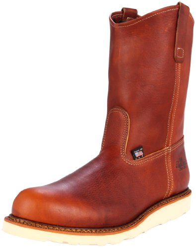 Thorogood Wellington Tobacco Boot 12 D US by Thorogood (Image #1)