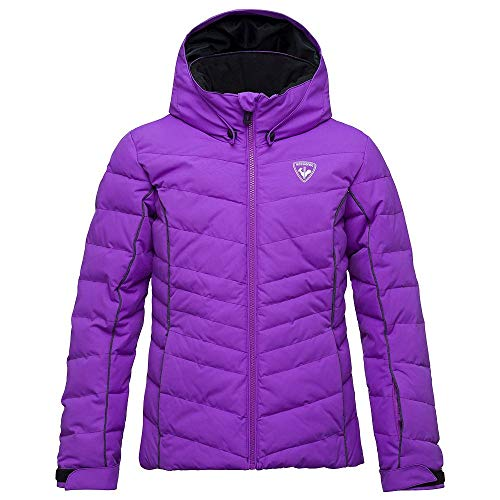 (Rossignol Girl Polydown Insulated Ski Jacket Girls Lilac)