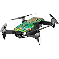 MightySkins Skin for DJI Mavic Air Drone - Psychedelic | Min Coverage Protective, Durable, and Unique Vinyl Decal wrap cover | Easy To Apply, Remove, and Change Styles | Made in the USA