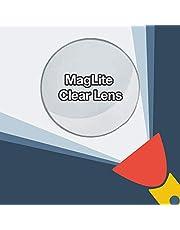 MagLite Vervanging Clear Glass Lens voor C/D Cell en Mag Charger Zaklampen