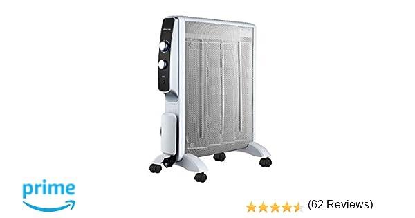 PURLINE MR2000W Calefactor Radiador Eléctrico Bajo consumo con ...