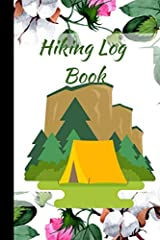 The perfect way to log and remember your hikes! Small 6 x 9 size perfect for a backpack, purse or to keep in the car.              Record and re-live your hikes with this one of a kind hiking notebook. It's the perfect way to ...