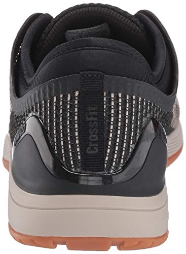 Reebok Men's CROSSFIT Nano 8.0 Flexweave Cross Trainer, Parchment/Sand Beige/Black Rubber Gum, 6.5 M US by Reebok (Image #2)