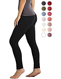 Premium Ultra Soft High Waist Leggings - Regular and Plus...