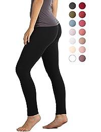 Premium Ultra Soft High Waist Leggings - Regular and Plus Size - Colors
