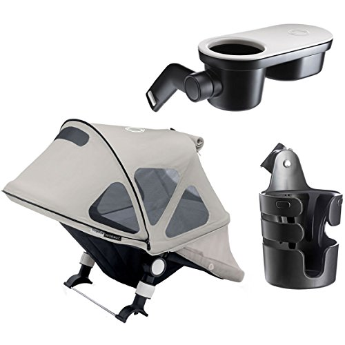 Bugaboo Cameleon3 Accessory Set - Arctic Grey by Bugaboo by Bugaboo