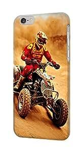 S0975 Atv Quad Racing Motocross Case Cover For HTC ONE X