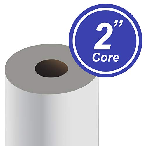 "Alliance Vellum Wide Format Aqueous Ink Jet Paper with 2"" core 20# - 1 roll/Carton (24"" x 150')"