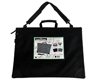 Museum Portfolio 20-Inch by 26-Inch, Black from Martin Universal Design, Inc.
