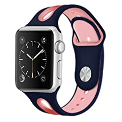 Compatible for Apple Watch Band 38mm 40m...