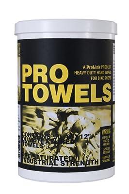 Progold Prolink Towels (Tube of 90 wipes)
