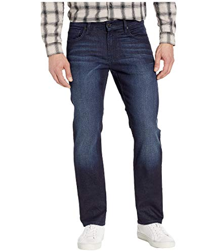7 For All Mankind Men's Standard Classic Straight Edina 34 - All 7 For Cotton Belt Mankind