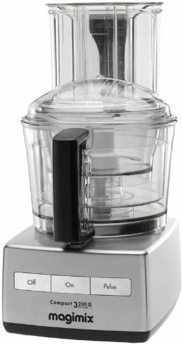 Magimix 3200 XL - Robot de cocina (Cromo): Amazon.es: Hogar