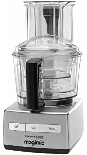 Magimix 4200 XL 950W 3L Cromo - Robot de cocina (3 L, Cromo, 1 L, 850 L, 950 W): Amazon.es: Hogar