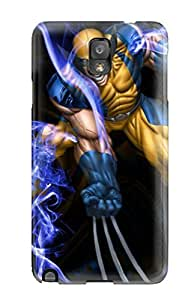 High Quality Shock Absorbing Case For Galaxy Note 3-wolverine