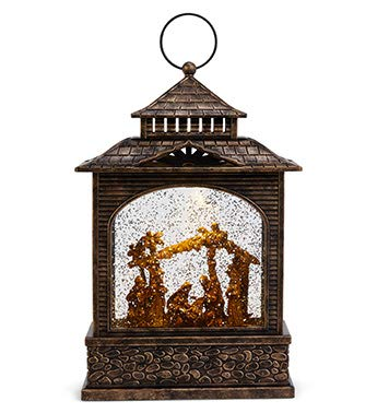 Nativity Scene Snowglobe (11