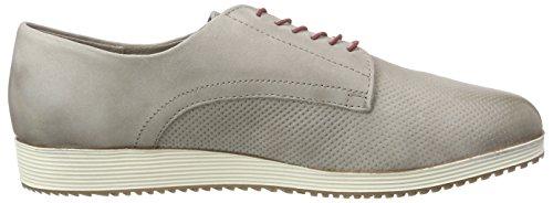 Tamaris 23614 - Zapatos de cordones derby Mujer Marrón - Braun (PEPPER 324)